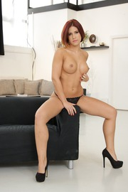 Busty Redhead  Katie Fuckdoll