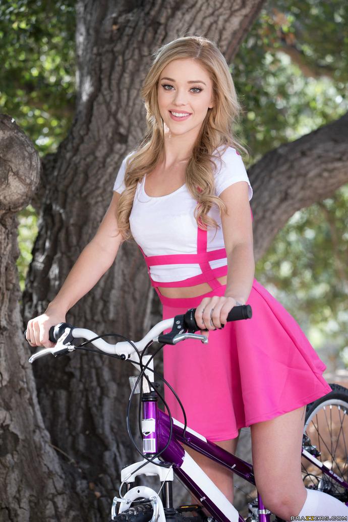 Why She Likes To Bike 00