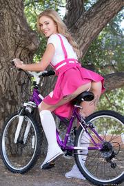 Why She Likes To Bike