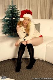 Kayden Kross Hot Beauty Christmas Present