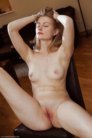 Beautiful Bretona Naked In The Morning