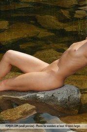 Lana B Outdoor Nude Gallery