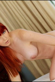 Nude Marie McCray Sexy Redhead Babe
