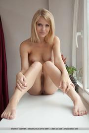 Cute Blonde Raena