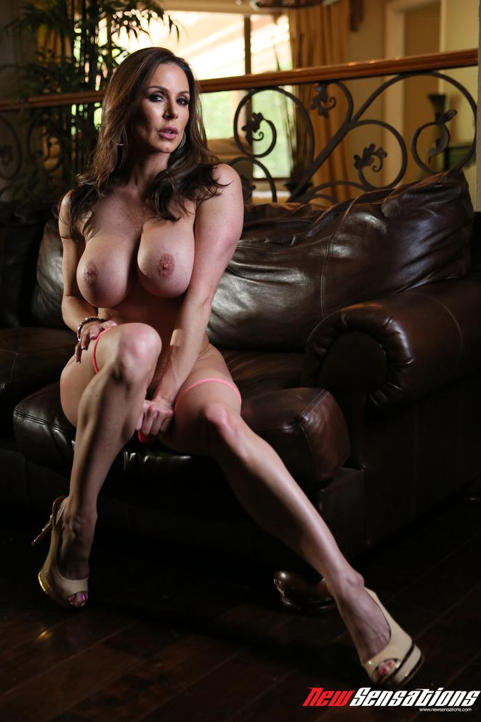 Huge Boobed Brunette Pornstar Kendra Lust 11