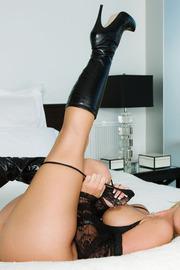 Phoenix Marie Busty Babe Strips In Bedroom