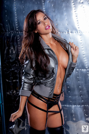 Ana Cheri Hot Pilot Playboy Beauty