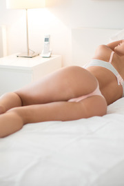 Tahlia Paris Stripping In Her Bed