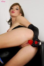 Brunette Twistys Model Cate Harrington