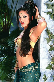 Hot Indian Beauty Sunny Leone