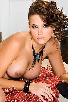Meggan Mallone In Sexy Stockings