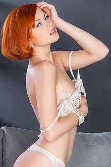 Kami Perfect Redhead Playboy Playmate