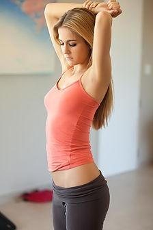 Cassidy Cole Yoga Pants