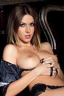 Olga Alberti Playboy Russia
