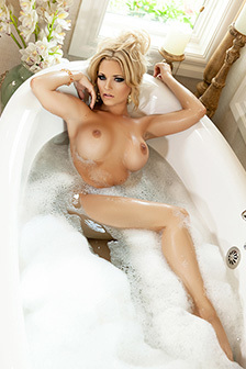 Jessi Marie In Midday Dip