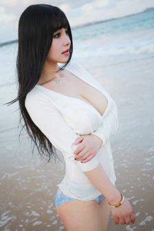 Busty Asian Babe