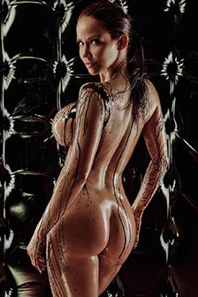 Bianca Naked