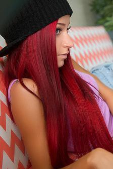 Sexy Redhead Teen