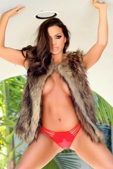 Abigail Mac Nude In Fur