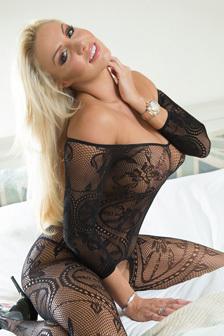 Busty Blonde Milf Dannii Harwood