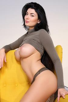 Lucy Li Nice Boobs