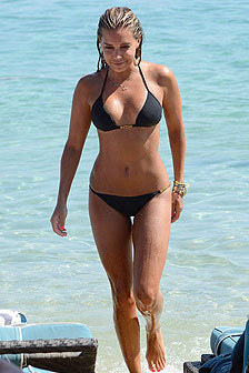 Sexy British Celebrity Sylvie Meis
