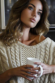 Annie Ericson Sexy Lingeries Photoshoot