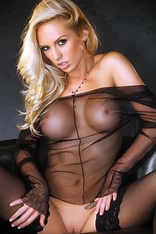 Playboy Sydney Barlette