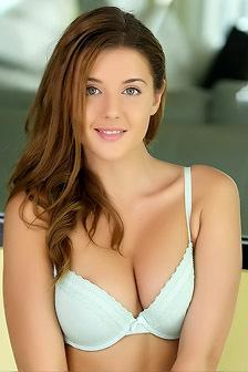 Kailena Beautiful Brunette Teen