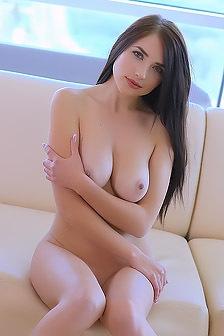 Amazing Niemira Poses Naked