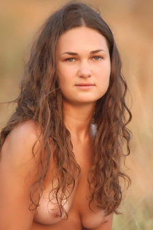 Natural Beauty Russian Teen Stasia